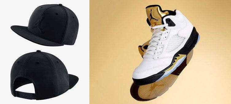 air-jordan-5-metallic-gold-hat