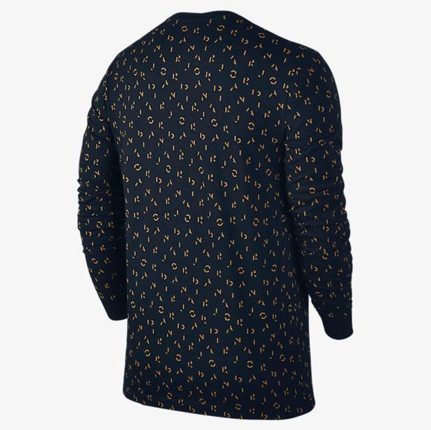 air-jordan-5-metallic-gold-long-sleeve-shirt-2
