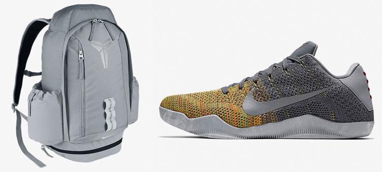 201d6c576537 Nike Kobe 11 Master of Innovation Backpack