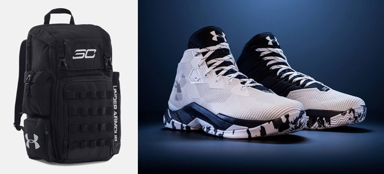 Under Armour Stephen Curry Backpack