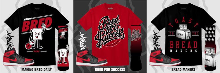 85b289d9f73101 air-jordan-1-sneaker-clothing-rufnek. Mixing shirts and socks to match the  ...