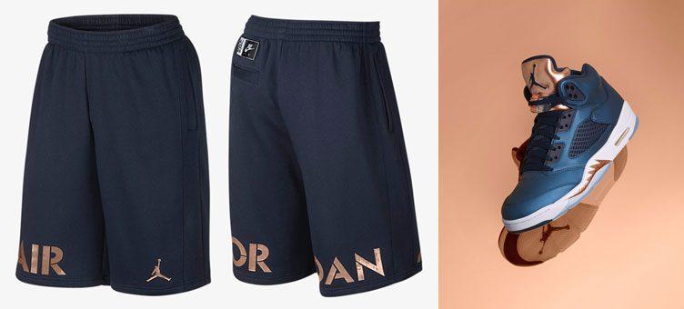 air-jordan-5-bronze-shorts
