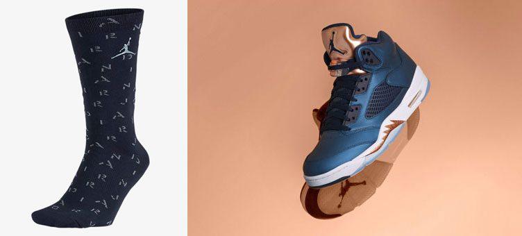 air-jordan-5-bronze-socks