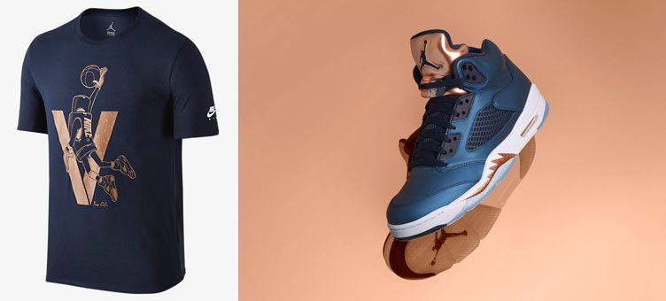 air-jordan-5-bronze-t-shirt