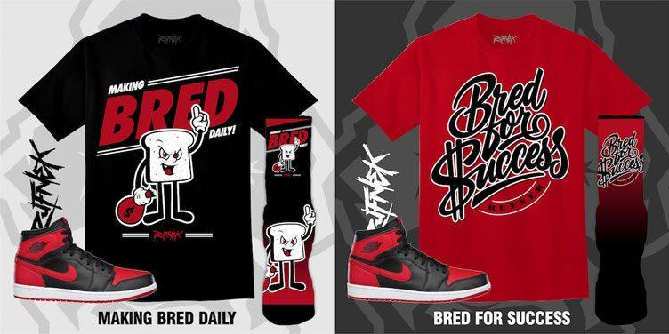 4ba1c8ebdad776 Jordan 1 Banned Bred Sneaker Outfits by Original RUFNEK ...