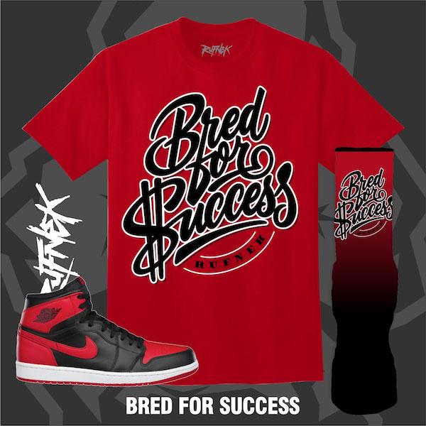 Jordan 1 Banned Bred Sneaker Outfits by Original RUFNEK | SneakerFits.com