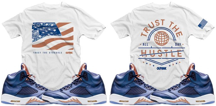 Air Jordan 5 Low Neymar Clothing | SneakerFits.com