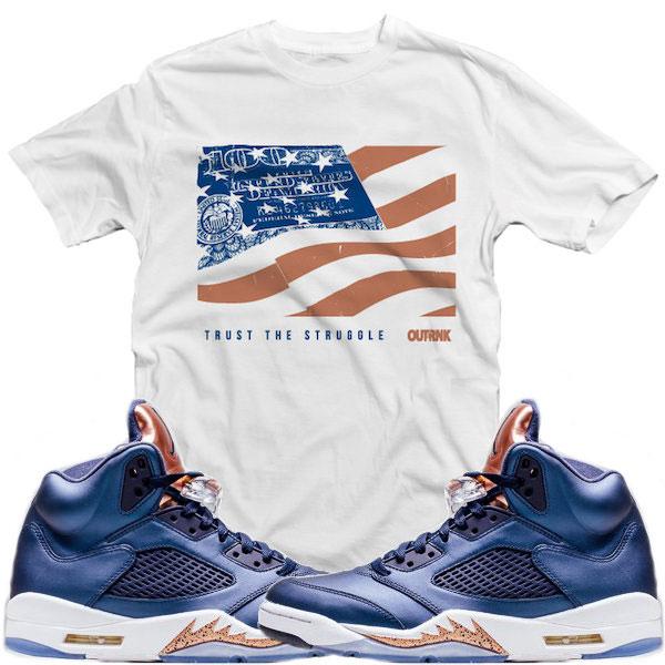54f65f5e8f79e3 Sneaker Tees to Match the Air Jordan 5