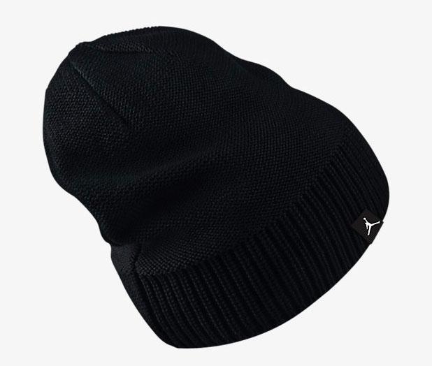 Air Jordan 1 Banned Knit Hat Beanie  2faea0e4cb5