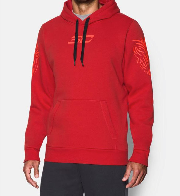 d40dd5418981 Under Armour Curry 2.5 Journey to Excellence Hoodie