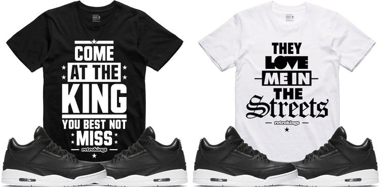 air-jordan-3-cyber-monday-sneaker-match-shirts-retro-kings