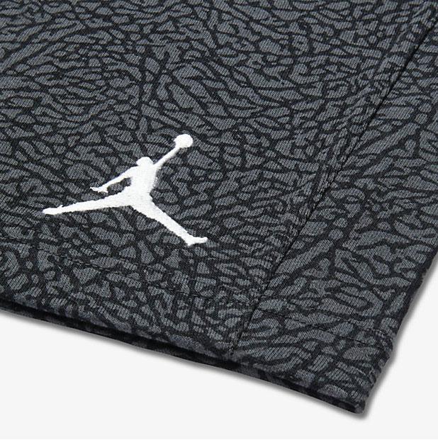 d78f4e8e126 Air Jordan 3 Elephant Shorts | SneakerFits.com