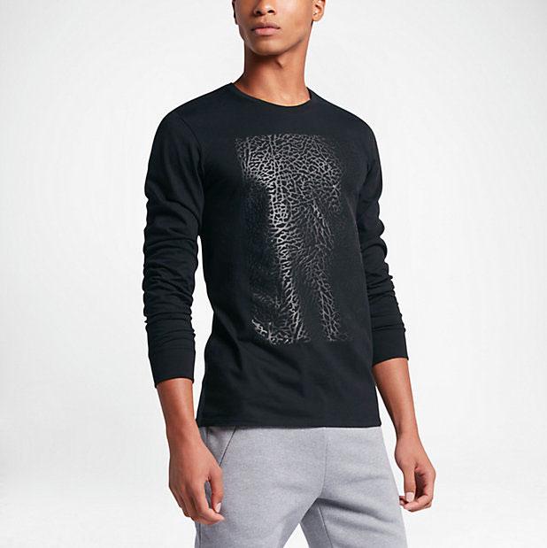 air-jordan-3-long-sleeve-shirt-black-1