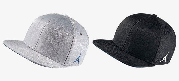 Air Jordan 3 Retro Snapback Hats