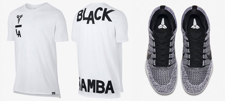 kobe-11-oreo-white-black-shirt