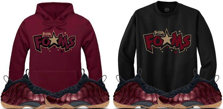 maroon-foamposites-sneaker-match-sweat-shirts