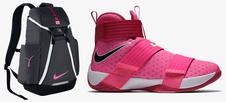 buy popular 0b1c9 efb26 ... coupon for nike lebron soldier 10 kay yow backpack 621a2 c8942 ...
