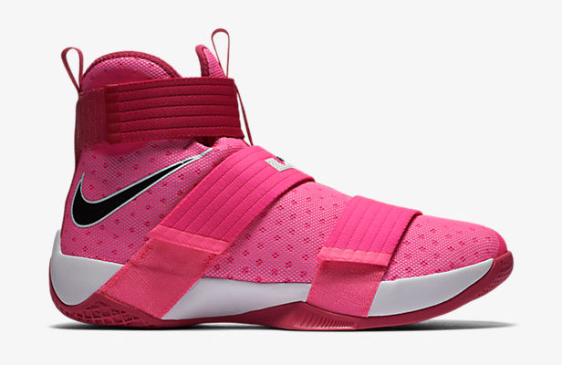 d0222631272 Nike LeBron Soldier 10 Kay Yow Shoes and Shirt
