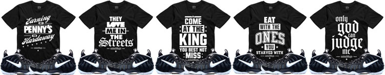 fcd9cc70c78c2 Dr Doom Foamposite Sneaker Tees and Sweat Shirts by Retro Kings ...