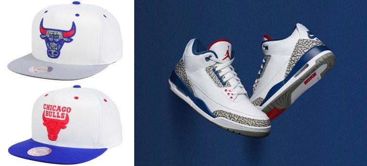 jordan-3-true-blue-mitchell-ness-bulls-hats
