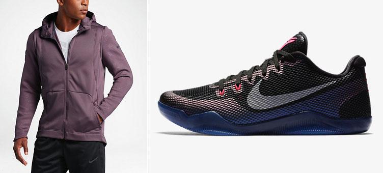 767c3d3bd954 Nike Kobe 11 Invisibility Cloak Hoodie