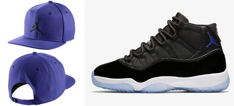 air-jordan-11-space-jam-concord-snapback-hat