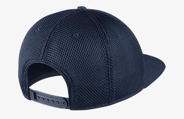 9ba1f01bc037 Air Jordan 16 Midnight Navy Snapback Hat