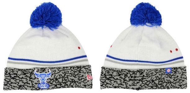 17a59d2cf57 Jordan 3 True Blue New Era Bulls Knit Hat Beanie | SneakerFits.com