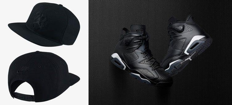 air-jordan-6-black-cat-cap