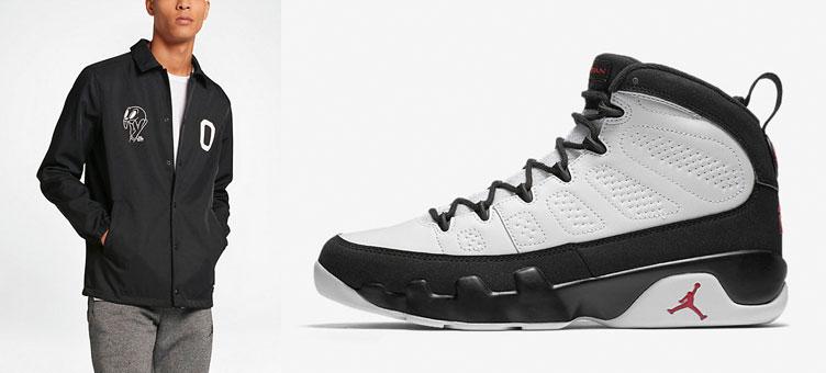71a00f5f434 Air Jordan 9 Space Jam Jacket | SneakerFits.com