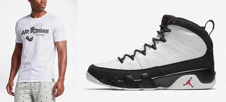 "uk availability 15e0b 0787a Jordan Space Jam Shirts to Match the Air Jordan 9 Retro OG ""Space Jam"""