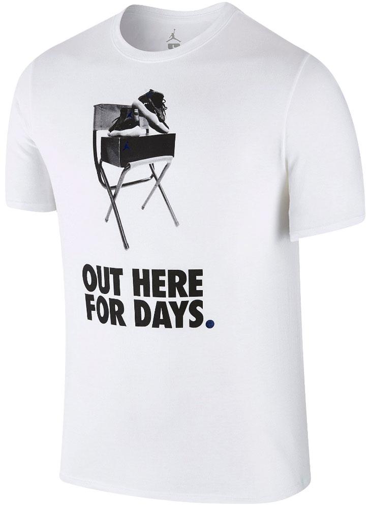 3a986a6bb6281c Jordan 11 Space Jam Camp Out Shirt