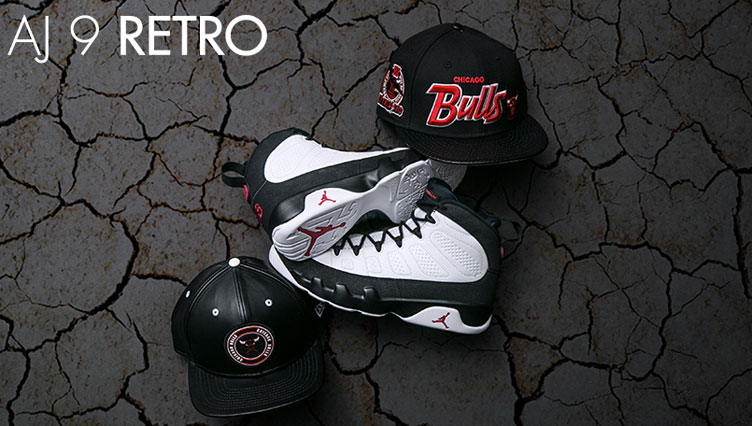 86289390474 Jordan 9 Space Jam Bulls Snapback Hats | SneakerFits.com