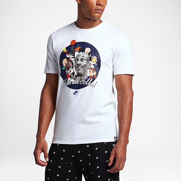 0fcaed85cc65ab Air Jordan 9 Space Jam Shirts