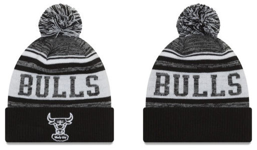 Air Jordan 3 Wool New Era Bulls Knit Hat Beanie  e57233fedb0