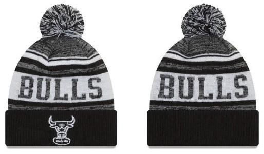 Air Jordan 3 Wool New Era Bulls Knit Hat Beanie  e57233fedb0