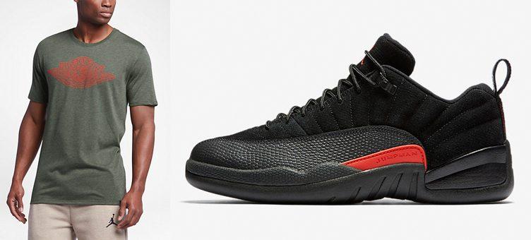 air-jordan-12-max-orange-sneaker-tee