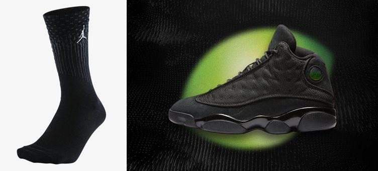 air-jordan-13-black-cat-socks