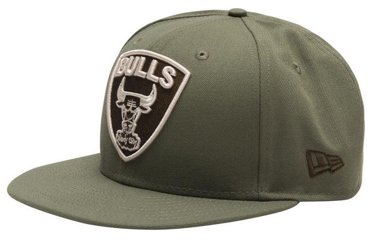 hot sale online e7186 4dadc Jordan 8 Take Flight New Era Bulls Hat | SneakerFits.com