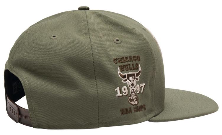55f06c22448fd Jordan 8 Take Flight New Era Bulls Hat | SneakerFits.com
