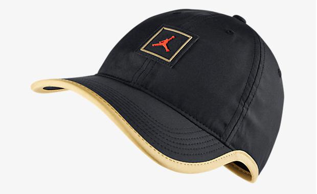 Air Jordan 12 OVO Black All Star Hats  7722a9b1287