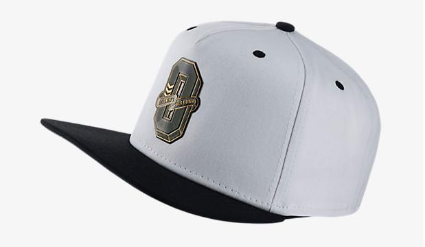c72d2ed176a air-jordan-12-ovo-all-star-snapback-hat-