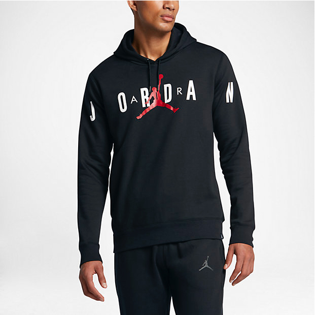 0af6428aea9 jordan french blue jumpman sweatshirt; air jordan hoodie black