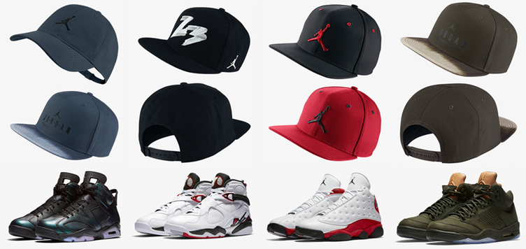 9b9290c07c7 Hats to Match Air Jordan Retro Sneakers