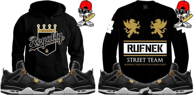 jordan-4-royalty-sneaker-match-shirts-rufnek