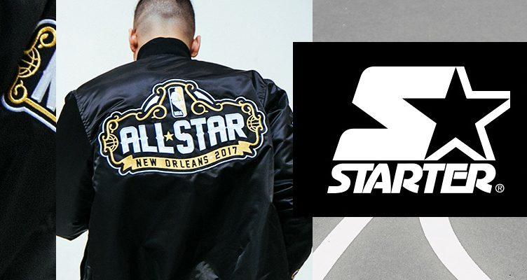 c41da38d889 Starter NBA All-Star Game 2017 Jackets