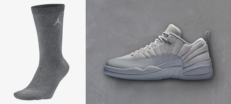 air-jordan-12-wolf-grey-socks