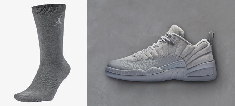 air-jordan-12-wolf-grey-socks