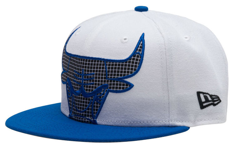 Air Jordan 4 Motorsport New Era Bulls Hat  c568f6bad13