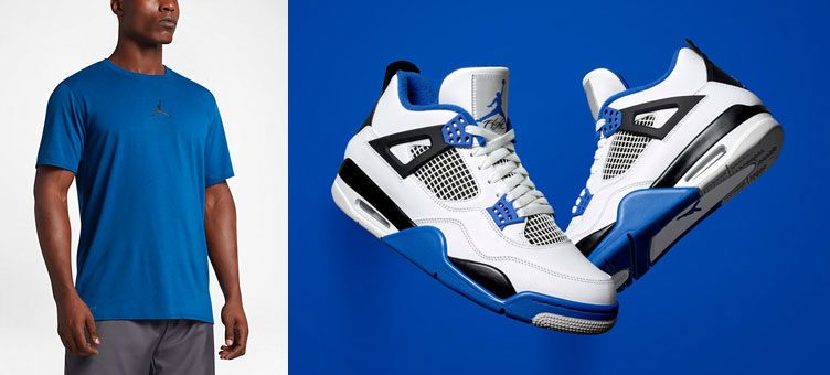 air-jordan-4-motorsport-royal-blue-tee